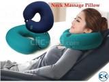Neck Massage Refreshment Cushion Pillow