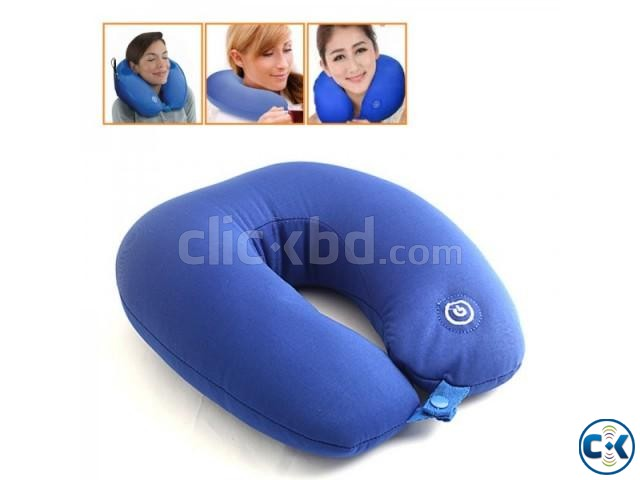 Neck Massage Refreshment Cushion Pillow | ClickBD large image 2