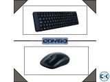 Logitech mk-220 Wireless Mouse Keyboard Combo