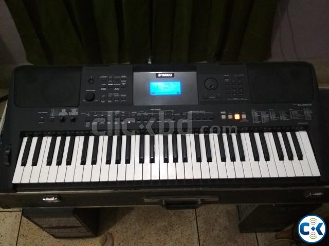 Yamaha PSR E453 2 Month Used For Studio Purpose | ClickBD large image 0