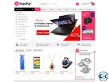 E-commerce Website Android App