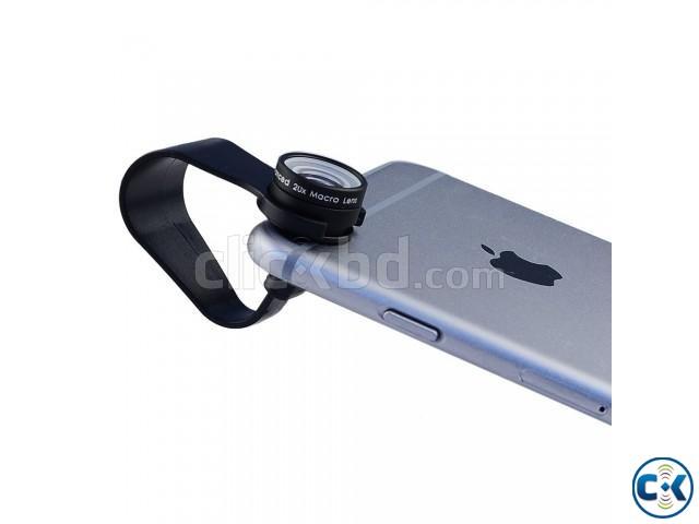 20X Macro Lens Discount price  | ClickBD large image 0