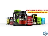 Bodybuilding Original Supplements