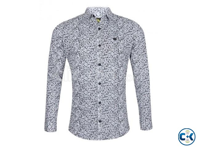 Quality full Men s Cotton shirts | ClickBD large image 1