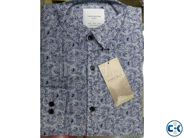Exclusive Branded Men s Cotton Shirts | ClickBD large image 1