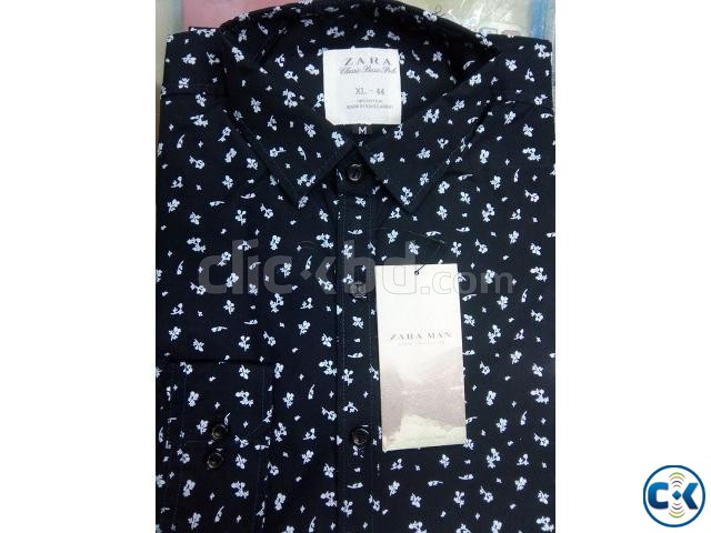 Exclusive Branded Men s Cotton Shirts | ClickBD large image 2