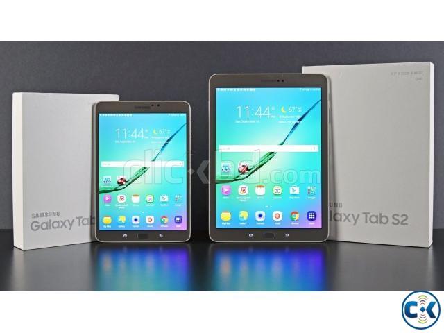 Brand New Samsung Galaxy Tab S2 9.7 Sealed Pack 1 Yr Wrrnt | ClickBD large image 1