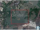 5 katha land in satarkul area