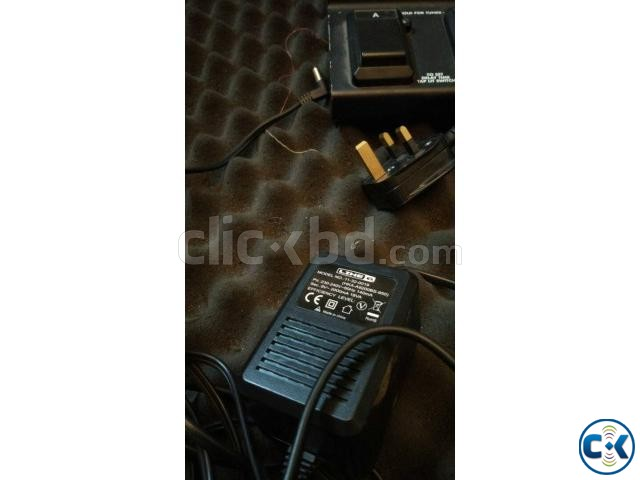 line 6 pod2.0 with FBV express foot switch | ClickBD large image 1