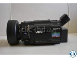 4k Sony Handy Professional video camera