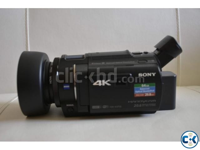 4k Sony Handy Professional video camera | ClickBD large image 0