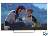 Sony television bravia W800C 50 inch 3D LED smart android tv