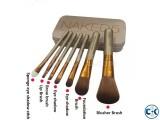NAKED 5 Makeup Brush kit Tools Set 7 pcs