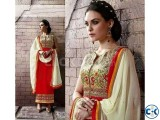 Indian Designer Embroidery Dress