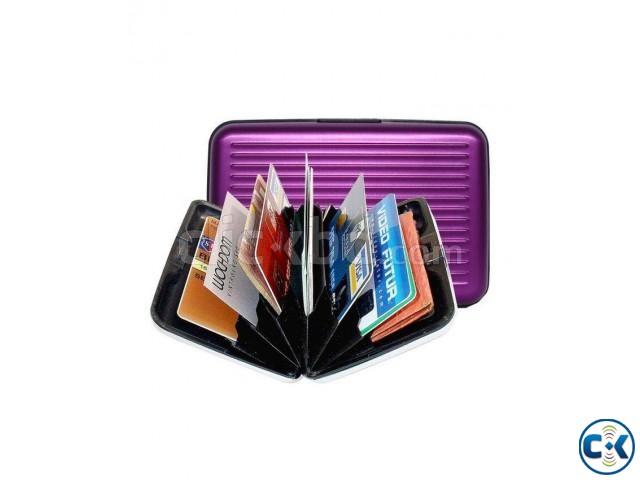 Aluminium Credit Card Holder. | ClickBD large image 0