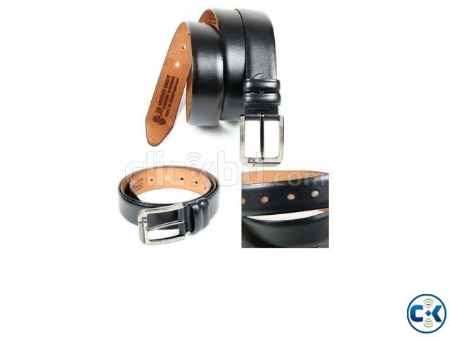 Leather Belt For Men. | ClickBD large image 0