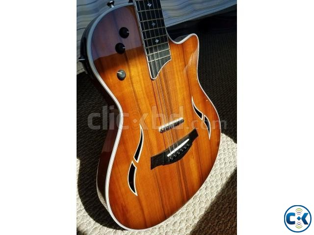 Taylor T5z Classic Acustica Electric Guitar. | ClickBD large image 2