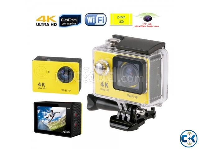 4K Ultra HD WiFi ACtion Camera with 2.4G Remote EID OFFER   ClickBD