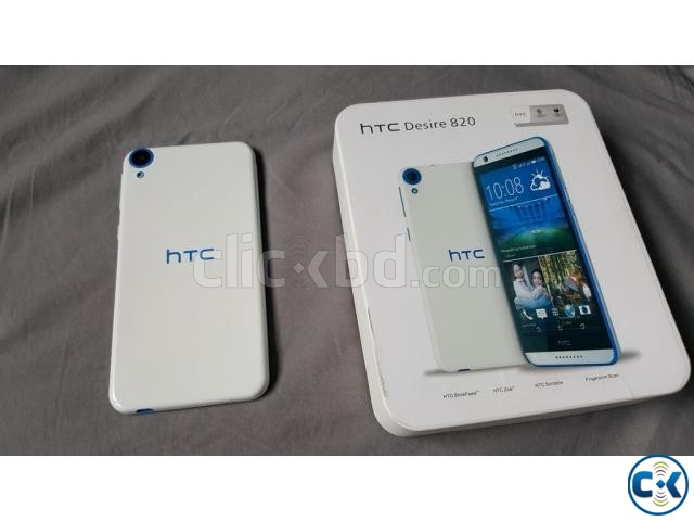 Htc Desire 820 Duel sim | ClickBD large image 0