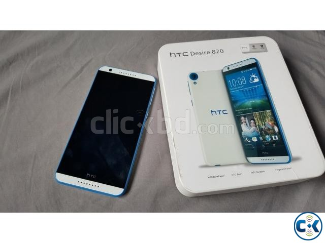 Htc Desire 820 Duel sim | ClickBD large image 2