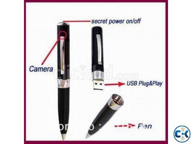 New Pocket Video Pen Camera TF intact Box | ClickBD large image 0