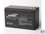12V 7.5Ah Sealed Lead Acid Battery