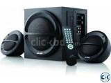 F D A110 Speakers Black