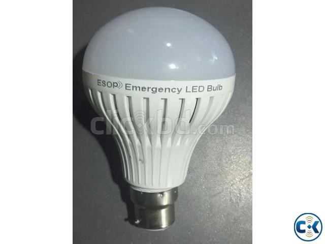 LED Emergency Bulb | ClickBD large image 0