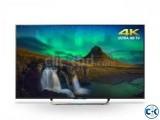 49 inch X800C Sony Bravia 4K smart led Television