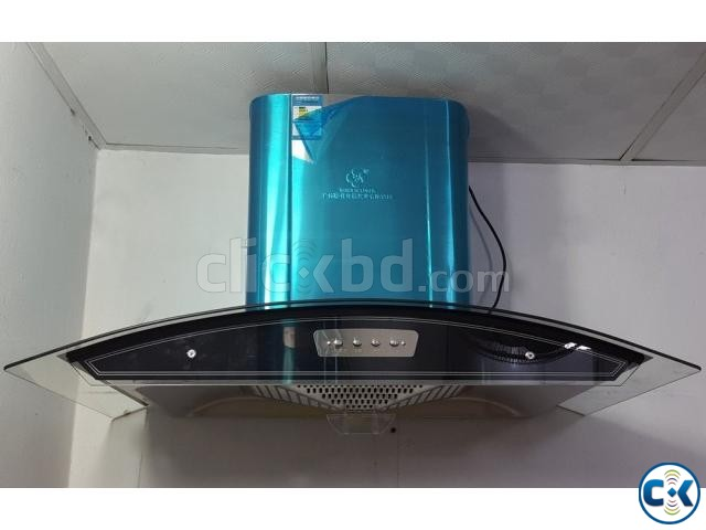 New Auto Clean Kitchen Hood From Italy | ClickBD large image 0