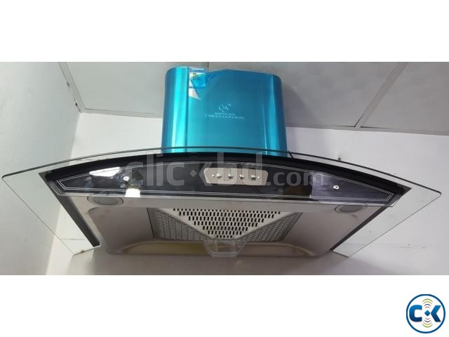 New Auto Clean Kitchen Hood From Italy | ClickBD large image 1