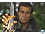 Bear Grylls Ultimate Fixed Blade Knives Fire Starter