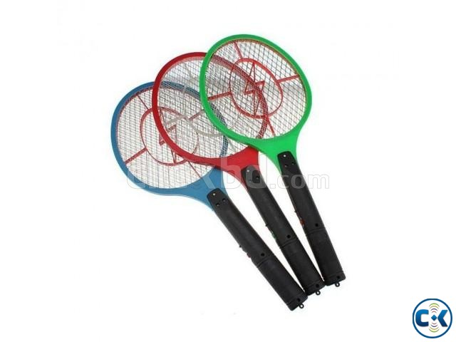 Mosquito Killer Racket with LED Light | ClickBD large image 0