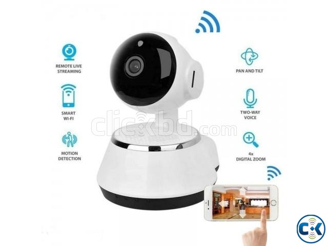 Mini Wifi IP Camera HD V380 | ClickBD large image 0