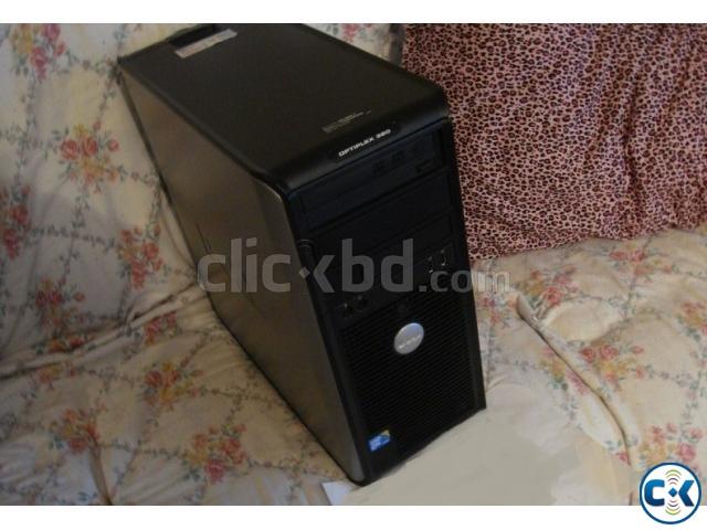 Dell Optiplex 745 Core 2 Duo 2GB | ClickBD large image 0