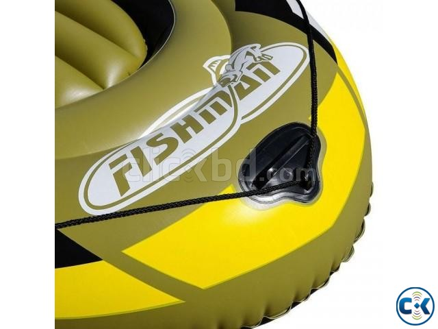 Boat Fishman 350 set travel sports 4man Boat | ClickBD large image 2