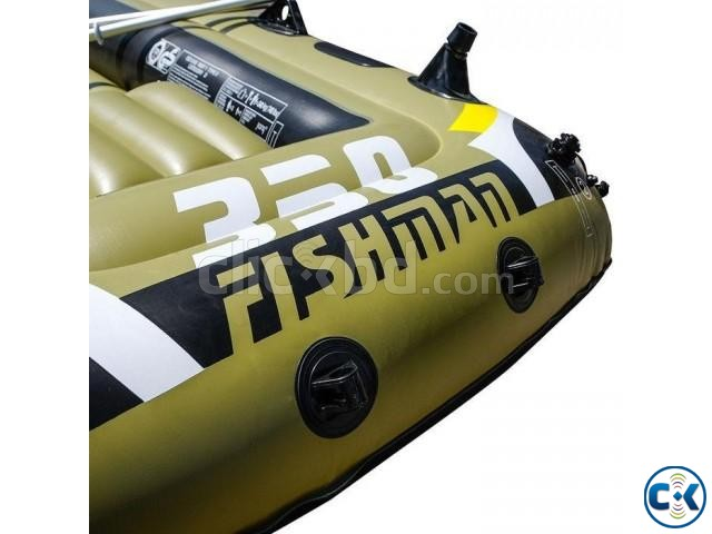 Boat Fishman 350 set travel sports 4man Boat | ClickBD large image 3