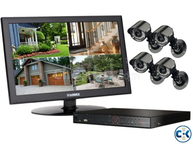 CCTV Camera service in Gazipur | ClickBD large image 3