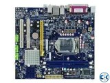 H55 Mother board with 1 year warranty