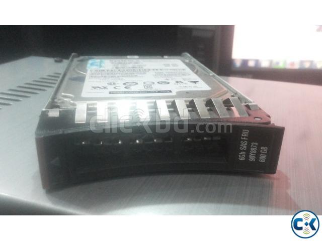 IBM 600 GB SAS 2.5-Inch Internal Hard Drive 90Y8872 | ClickBD large image 0