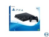 PS4 500GB intact with Warranty