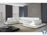 Stylish L sofa c-08