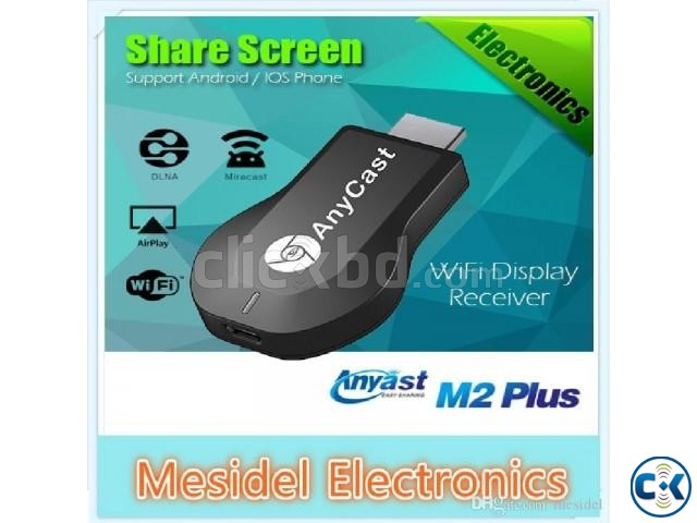 AnyCast M2 Plus Airplay Wifi Display | ClickBD large image 4
