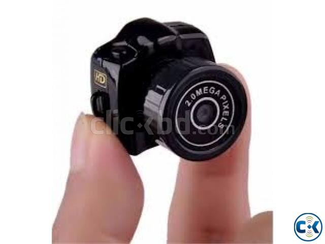 Mini Spy Video Camera | ClickBD large image 0