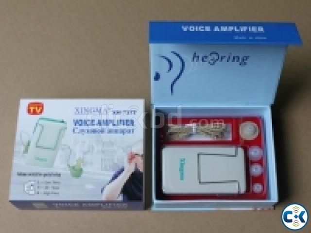 XINGMA Hearing Aids Machine XM 737T | ClickBD large image 0