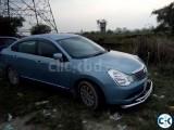 Nissan sylphy bluebird 2008