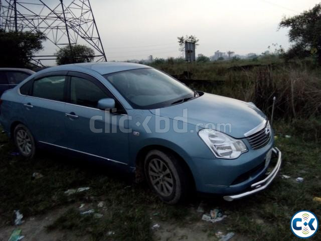 Nissan sylphy bluebird 2008 | ClickBD large image 0