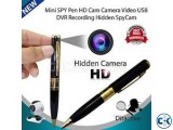 New Spy Pen Camera HD