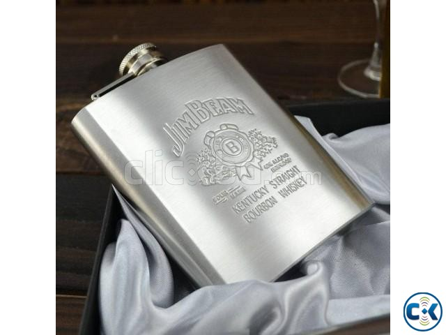 Hip Flask Pocket Drinks Holder | ClickBD large image 0