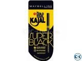 Maybelline SuperBlack Colossal Kajal